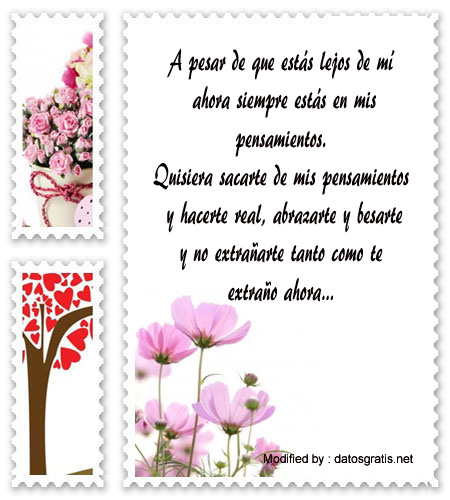 Mensajes Para Decir Te Extrano Amor Frases De Amor Datosgratis Net