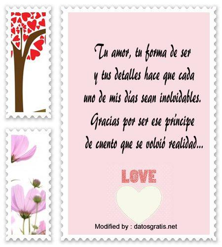 Bonitos Mensajes De Agradecimiento Para Tu Pareja Frases De Amor Datosgratis Net