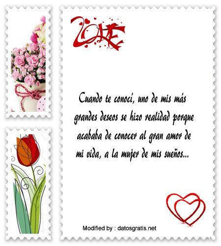 Mensajes Para Enamorar Una Linda Mujer Frases De Amor