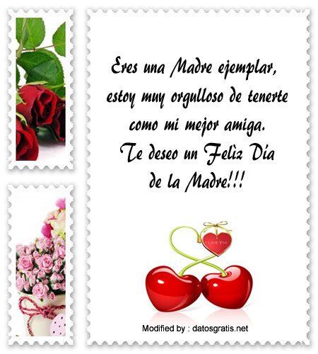 Bonitos Mensajes Por El Día De La Madre Para Mi Mejor Amiga