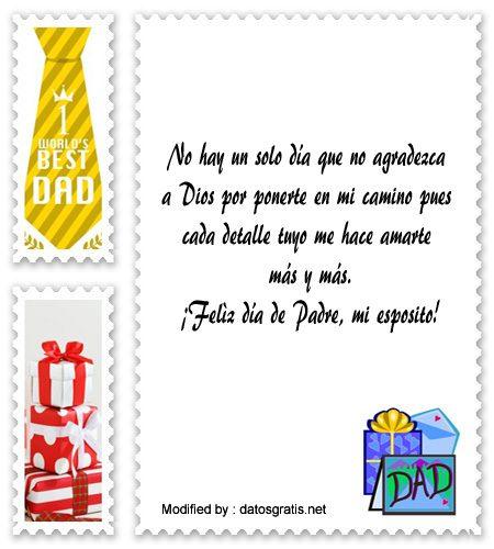 Mensajes Dìa Del Padre Para Enviar Frases Feliz Dìa Del