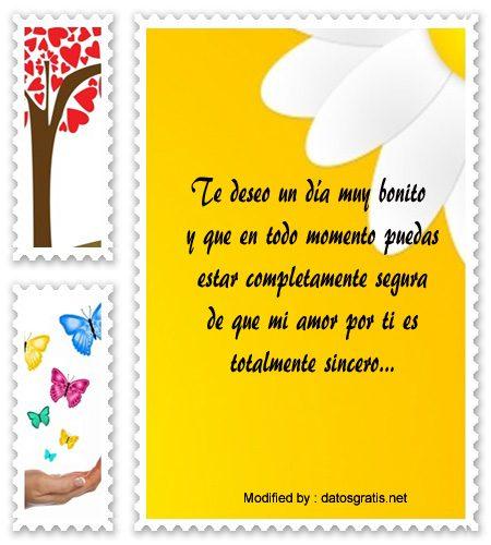 Los Mejores Mensajes De Buenos Dias Para Tu Amor Frases De Buenos