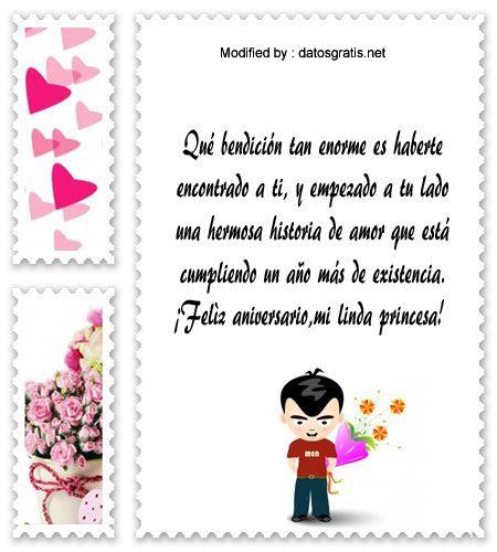 Lindos Mensajes De Aniversario Para Mi Amor Frases Romanticas De