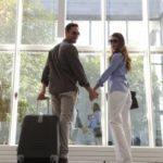 nuevas frases de buen viaje para mi enamorada, originales mensajes de buen viaje para mi novio