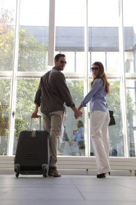 nuevas frases de buen viaje para mi pareja, originales mensajes de buen viaje para mi enamorada