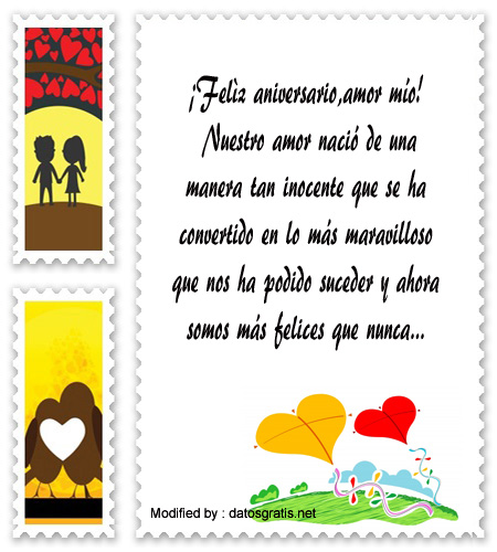Enviar Mensajes De Aniversario Para Mi Amor Frases De Aniversario