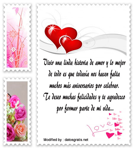 Enviar Mensajes De Aniversario Para Mi Amor Frases De