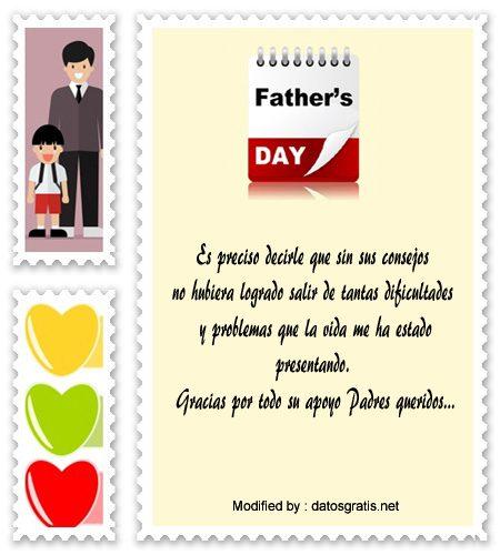 enviar poemas para agradecer a mi Padre, frases para agradecer a mi Padre