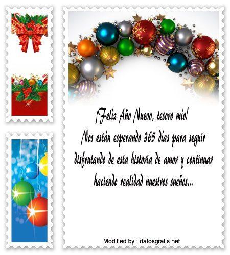 Lindos Mensajes De Ano Nuevo Para Mi Novio Feliz Ano Nuevo