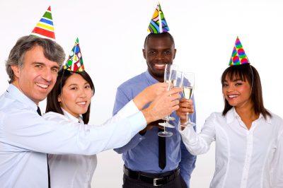ejemplos de dedicatorias de Año Nuevo de trabajadores, lindas frases de Año Nuevo de trabajadores