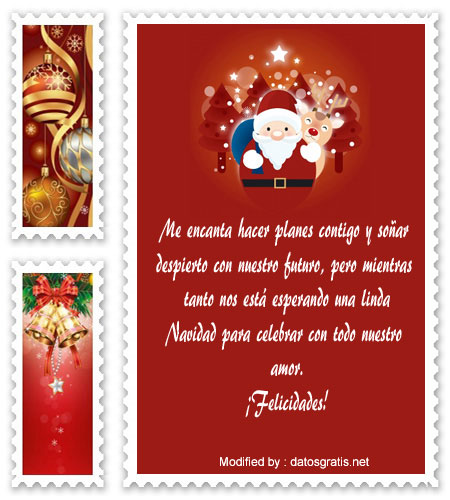 Enviar Bonitos Mensajes De Navidad Para Mi Novia Datosgratis Net