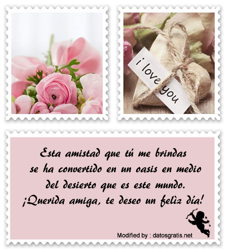 Lindos Mensajes De San Valentín Para Amigos Frases De