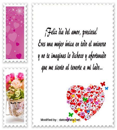 Mensajes Del Día De Los Enamorados San Valentin