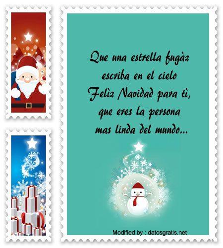 Bonitos Mensajes De Navidad Para Celulares Textos De Navidad