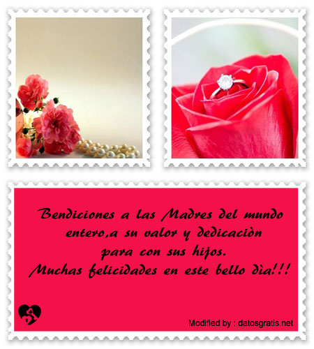 Buscar Lindos Mensajes Por El Día De La Madre Para Mi Suegra