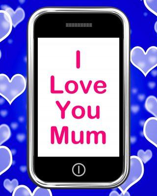 bajar textos por el Día de la Madre para mamá, enviar mensajes por el Día de la Madre para mamá