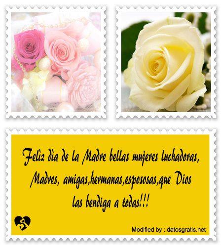 Bonitos Mensajes Por El Día De La Madre Para Amigas Frases