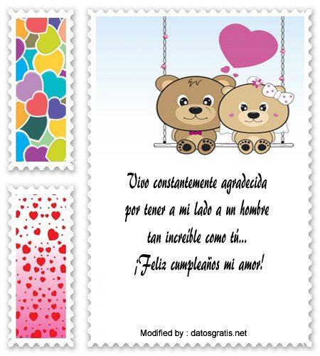 Nuevas Frases De Amor Para El Cumpleaños De Mi Esposo Saludos De