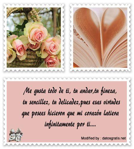 Nuevos Mensajes De Amor Para Mi Pareja Lindas Frases De Amor Para