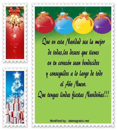 Lindos Mensajes De Navidad Y Año Nuevo Para Familiares