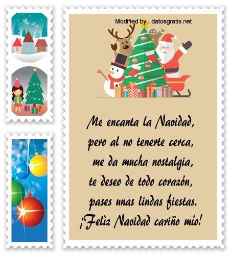 Nuevos Mensajes De Navidad Para Mi Novioenviar Frases De