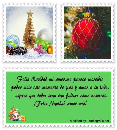 Lindos Mensajes De Navidad Para Mi Esposa Bonitas Frases De Navidad