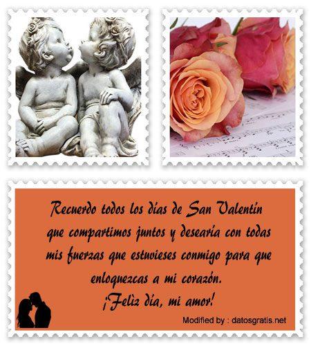 Enviar Mensajes De San Valentin Para Tu Amor Que Viajo Lindas