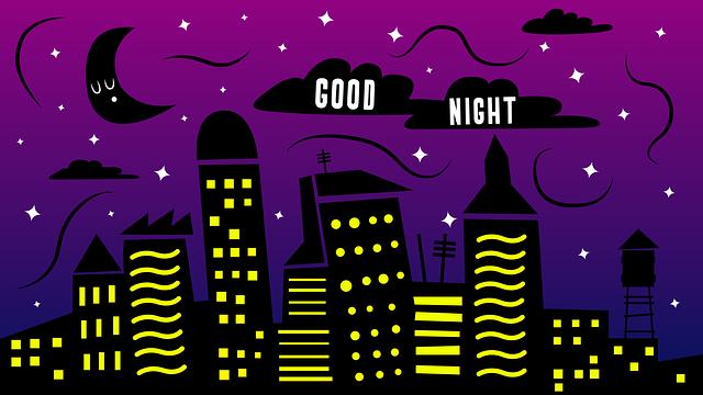 Tarjetas De Buenas Noches Mensajes Para Desear Que Duermas