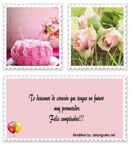 Buscar Bonitas Frases De Cumpleaños Frases De Feliz