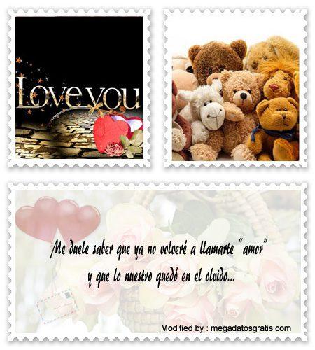 Frases De Amor Y Perdón Mensajes Para Reconquistar A Un
