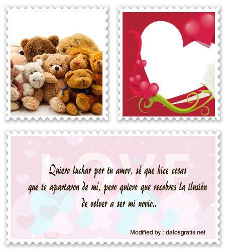 Bellos Mensajes Para De Amor Y Perdon Frases Para Reconquistar A
